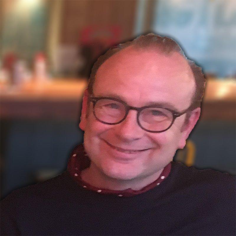 Photo of John Willcox, Fairisle Consultant