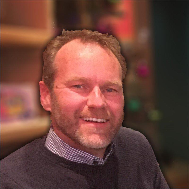 Photo of Philip Ratcliff, Fairisle Consultant