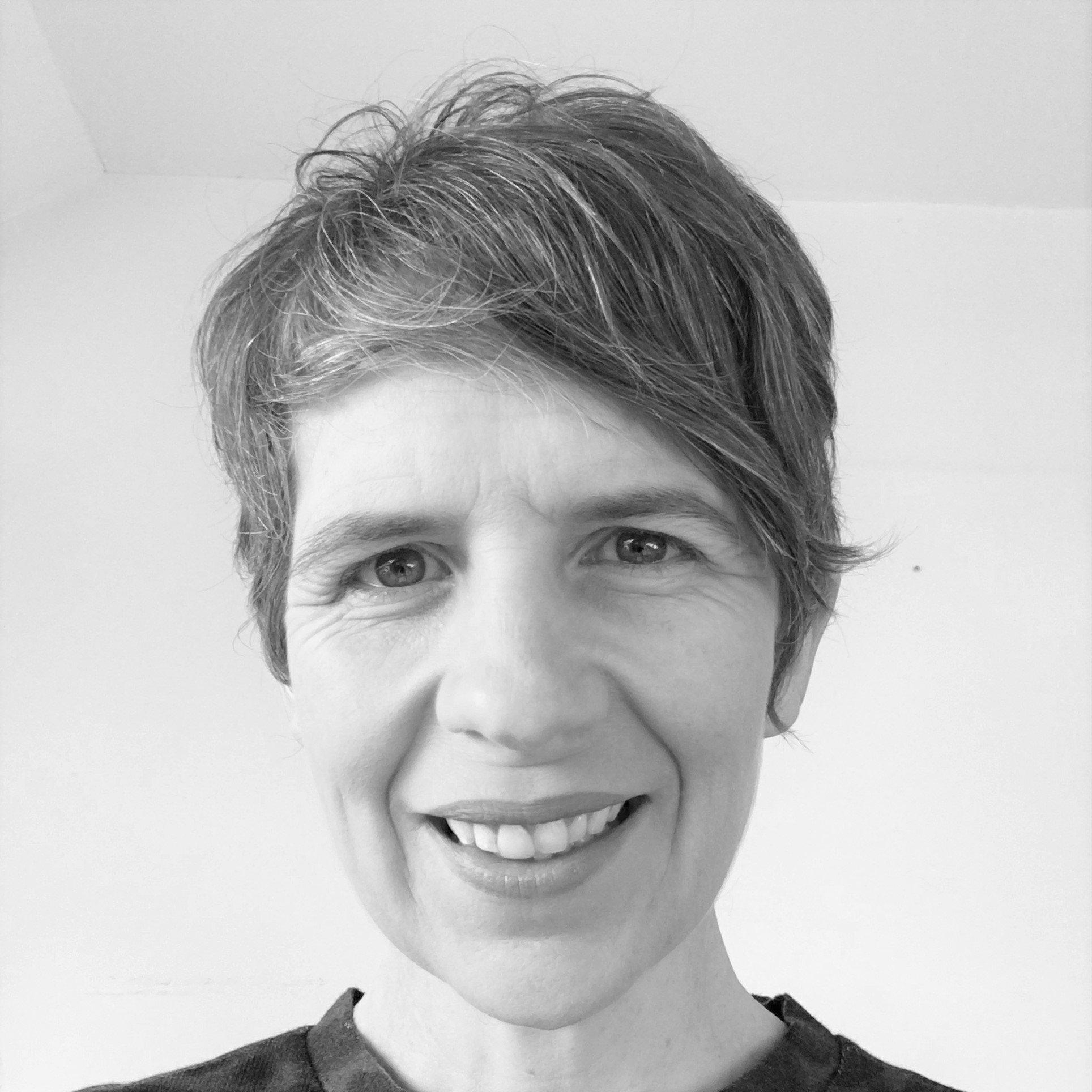 Photo of Dr Shona Campbell Associate Director Enterprise at University of Brighton,illustrating a Fairisle case study