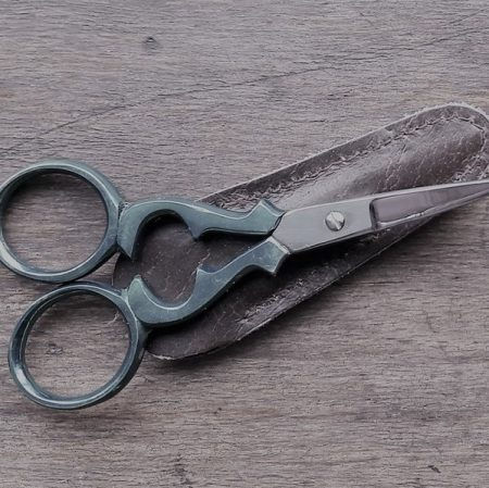 Image of scissors for article on alternative to change management